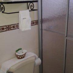 Hotel Acropolis Maya Копан-Руинас ванная фото 2