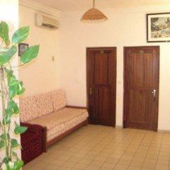 Отель Residence Saint-Jacques Bord de Mer Республика Конго, Пойнт-Нуар - отзывы, цены и фото номеров - забронировать отель Residence Saint-Jacques Bord de Mer онлайн комната для гостей фото 2