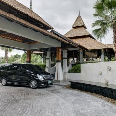 Отель Layana Resort And Spa Ланта парковка