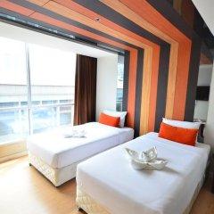 Отель H-Residence 3* Улучшенный номер с различными типами кроватей фото 10