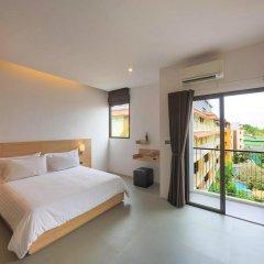 My Hotel 3* Улучшенный номер с двуспальной кроватью фото 2
