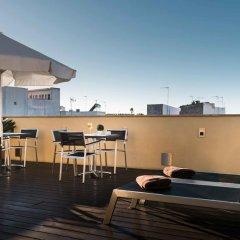 Отель Sercotel Asta Regia Jerez Испания, Херес-де-ла-Фронтера - 2 отзыва об отеле, цены и фото номеров - забронировать отель Sercotel Asta Regia Jerez онлайн бассейн фото 3