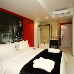 Albatros Hagia Sophia Hotel 4* Стандартный номер с различными типами кроватей фото 5