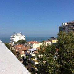 Отель Villa Mare Италия, Риччоне - отзывы, цены и фото номеров - забронировать отель Villa Mare онлайн пляж фото 2