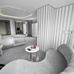 Отель Wyndham Grand Istanbul Kalamis Marina 5* Полулюкс с различными типами кроватей фото 5