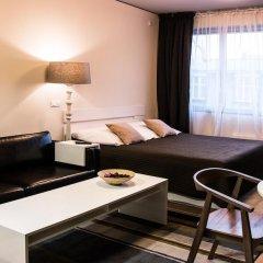 Отель Wenceslas Square Terraces Апартаменты Премиум с различными типами кроватей фото 12