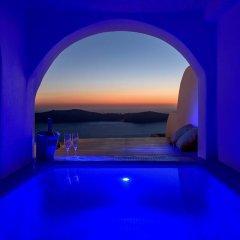 Отель Abyssanto Suites & Spa 4* Улучшенные апартаменты с различными типами кроватей фото 18