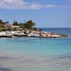 Отель Villa Mary Фонтане-Бьянке пляж фото 2