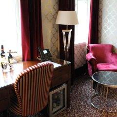 Det Hanseatiske Hotel 4* Люкс с различными типами кроватей