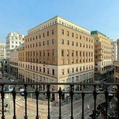 Отель Mazzini Duomo Италия, Милан - отзывы, цены и фото номеров - забронировать отель Mazzini Duomo онлайн балкон