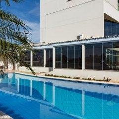 Отель Comfort Suites Londrina бассейн фото 3