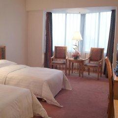 Rosedale Hotel and Suites Guangzhou 3* Люкс повышенной комфортности с разными типами кроватей фото 5