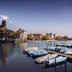 Отель Zürich Niederdorf - Grossmünster Швейцария, Цюрих - отзывы, цены и фото номеров - забронировать отель Zürich Niederdorf - Grossmünster онлайн приотельная территория фото 2
