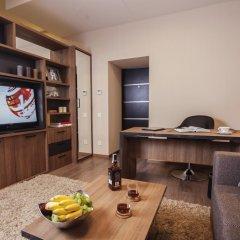Апарт-отель Senator Maidan Стандартный номер с различными типами кроватей фото 9