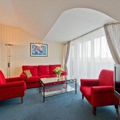 Radisson Blu Royal Astorija Hotel 5* Стандартный номер с различными типами кроватей фото 4