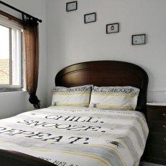 Lisbon Cosy Hostel Стандартный номер с двуспальной кроватью (общая ванная комната) фото 2