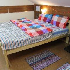 Hostel Cherdak Ярославль комната для гостей фото 5