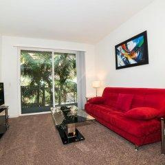 Отель Ginosi Wilshire Apartel Апартаменты с 2 отдельными кроватями фото 8