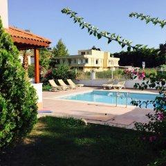 Villa Angel Турция, Белек - отзывы, цены и фото номеров - забронировать отель Villa Angel онлайн бассейн фото 2