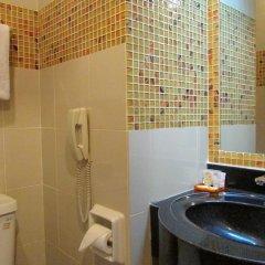 Oxford Hotel ванная