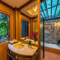 Отель Phuket Private Havana Villa ванная