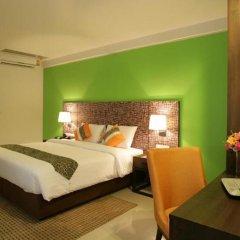 Отель Legacy Express Sukhumvit by Compass Hospitality 3* Номер Делюкс с различными типами кроватей фото 7