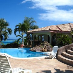 Отель Villa Marama Французская Полинезия, Папеэте - отзывы, цены и фото номеров - забронировать отель Villa Marama онлайн бассейн