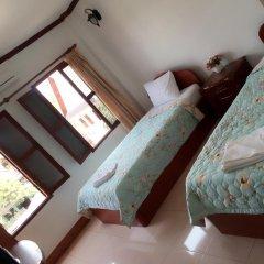 Khammany Hotel сейф в номере