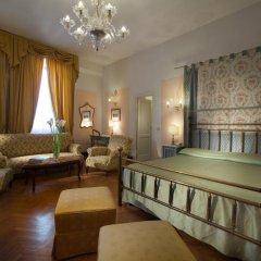 Hotel Tornabuoni Beacci 4* Стандартный номер с различными типами кроватей фото 3