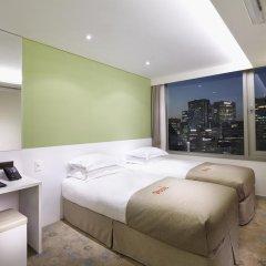 STAZ Hotel Myeongdong II 3* Стандартный номер с двуспальной кроватью фото 11