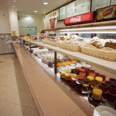 Гостиница Бристоль питание
