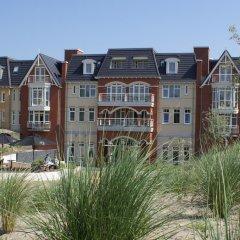 Grand Hotel Ter Duin вид на фасад
