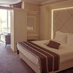 Park Hotel Plovdiv комната для гостей фото 7