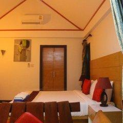 Отель Golden Bay Cottage 3* Бунгало Делюкс с различными типами кроватей фото 27