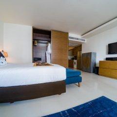 Отель Oakwood Residence Sukhumvit Thonglor 4* Студия Делюкс фото 11