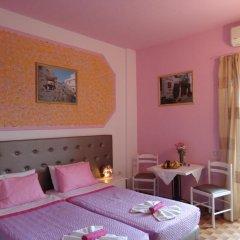 Minoa Hotel 2* Стандартный номер с различными типами кроватей фото 2