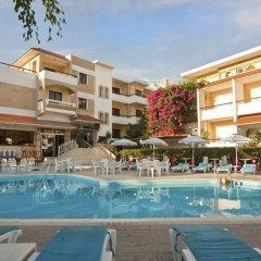 Kassandra Hotel 3* Апартаменты с различными типами кроватей фото 4