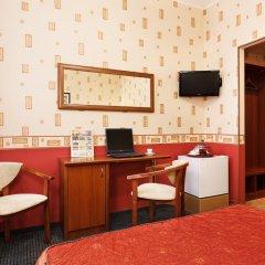 Гостиница Регина 3* Стандартный номер с различными типами кроватей фото 17