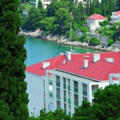 Отель Dubrovnik Luxury Residence-L`Orangerie спортивное сооружение