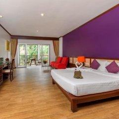 Отель Timber House Ao Nang 3* Улучшенный номер с различными типами кроватей фото 5