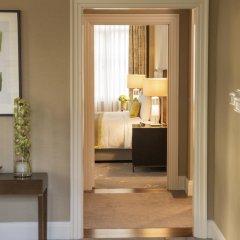 Отель JW Marriott Grosvenor House London 5* Представительский люкс разные типы кроватей фото 3