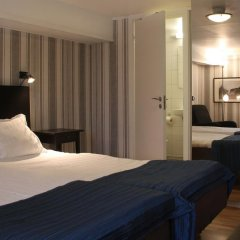 Отель Villa Balder Bed & Breakfast 3* Стандартный номер с различными типами кроватей фото 4