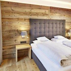 Отель Mountain Boutiquehotel Der Grüne Baum комната для гостей