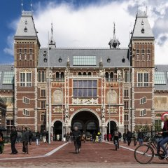 Ibis Styles Amsterdam CS Hotel спортивное сооружение