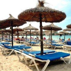 Отель Holiday Park пляж