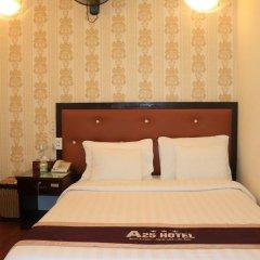 Отель A25 Hoang Quoc Viet 2* Стандартный номер фото 5