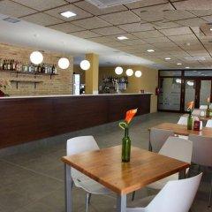 Hotel Santuario De Sancho Abarca Аблитас гостиничный бар