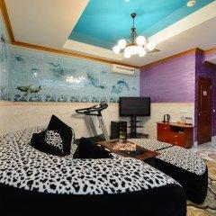 Гостиница Малибу интерьер отеля