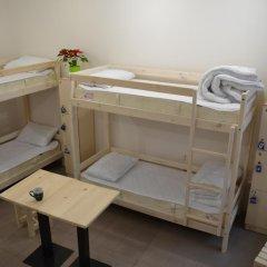 Гостиница Antihostel Forrest Кровать в общем номере фото 9