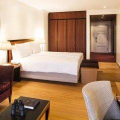 Hotel Bellevue Palace Bern 5* Стандартный номер с двуспальной кроватью фото 4